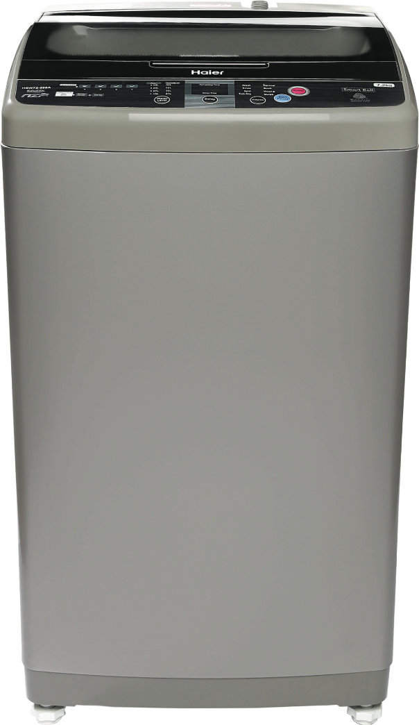 Best price on Haier HSW72-588A 7.2 Kg Fully Automatic Washing Machine in India