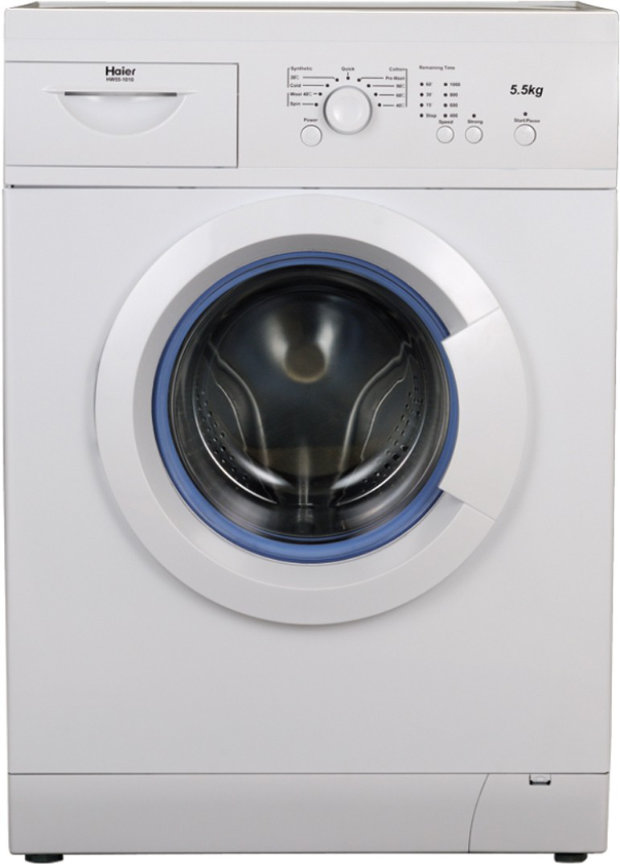 Best price on Haier HW55-1010ME 5.5 Kg Fully Automatic Washing Machine (HW55-1010ME) in India