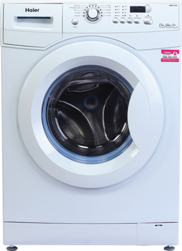 Best price on Haier HW70-1279 7 Kg Fully Automatic Washing Machine in India