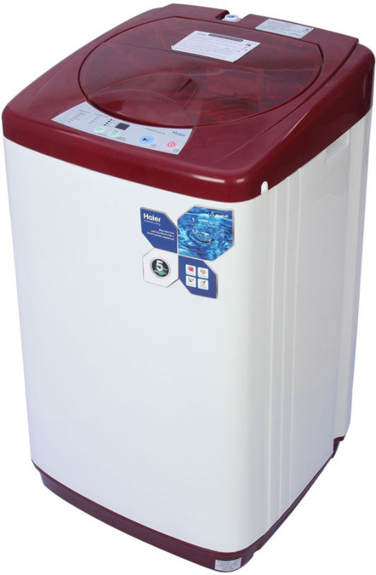 Best price on Haier HWM58-020 Fully-Automatic 5.8 Kg Washing Machine in India