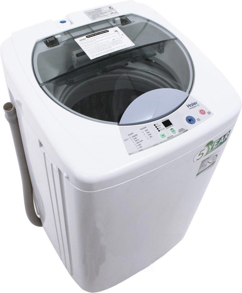 Best price on Haier HWM60-10 Automatic 6 kg Washing Machine in India