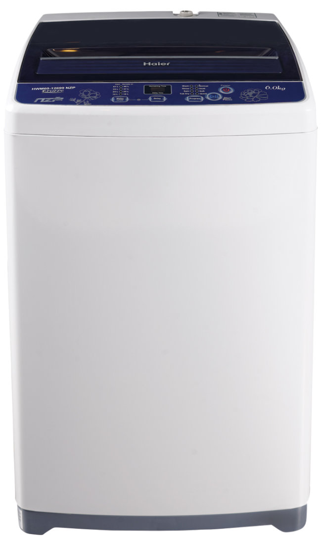 Best price on Haier HWM60-12699NZP 6 Kg Fully-Automatic Washing Machine in India