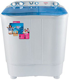 Best price on Haier XBP65-116S Semi-Automatic 6 kg Washing Machine in India