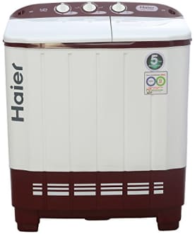 Best price on Haier XPB62-0613RU 6.2 Kg Semi Automatic Top Loading Washing Machine in India