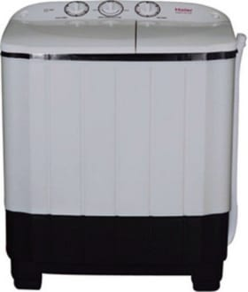 Best price on Haier XPB62-0615CG 6 Kg Semi Automatic Top Loading Washing Machine in India