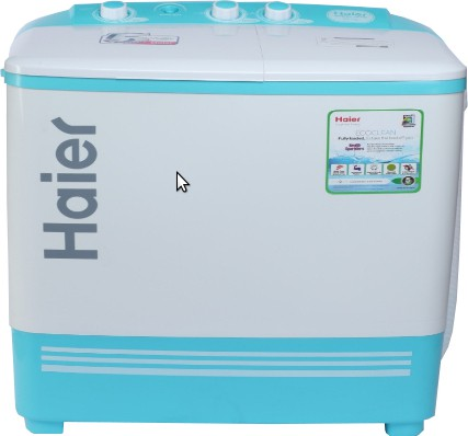 Best price on Haier 6.2 kg Semi Automatic Top Load Washing Machine  (XPB 62-187Q) in India