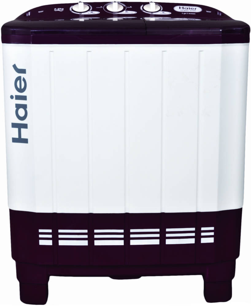 Best price on Haier XPB65-113S Semi Automatic Washing Machine in India