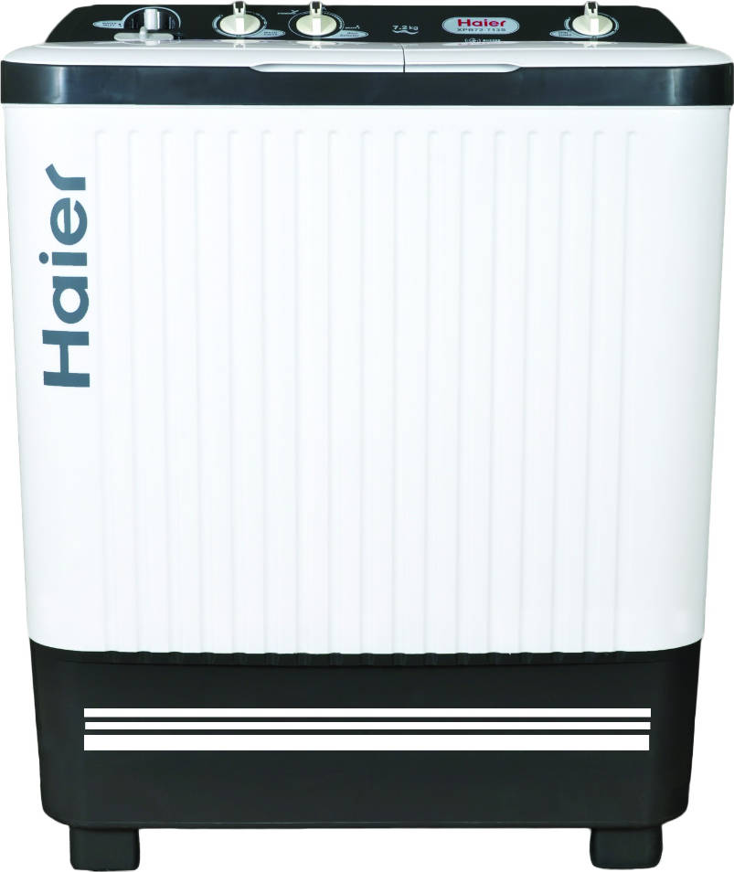 Best price on Haier XPB72-713S Semi-Automatic Washing Machine in India