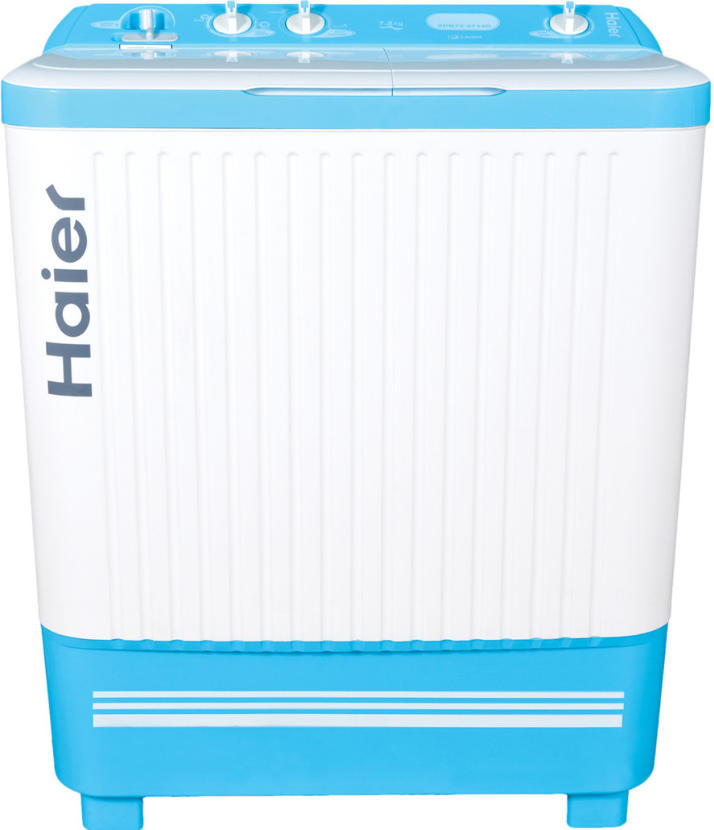Best price on Haier XPB72-714D 7.2 Kg Semi-Automatic Washing Machine in India
