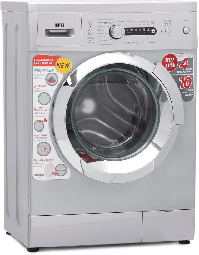 Best price on IFB Elena Aqua SX Automatic 6 kg Washing Machine in India