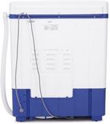 Best price on Kelvinator KS6012TB 6 Kg Semi Automatic Washing Machine (KS6012TB) - Side in India