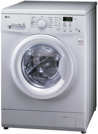 Best price on LG F1091NDL2 6 Kg Front Loading Washing Machine in India