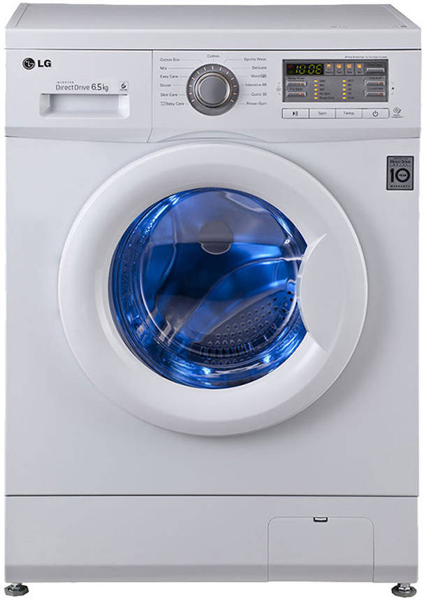 Best price on LG F10B8WDL25 6.5 Fully Automatic Washing Machine in India