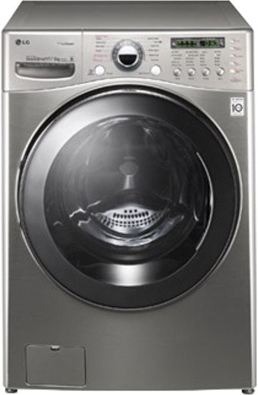 Best price on LG F1255RDS27 17 Kg Fully Automatic Washing Machine in India