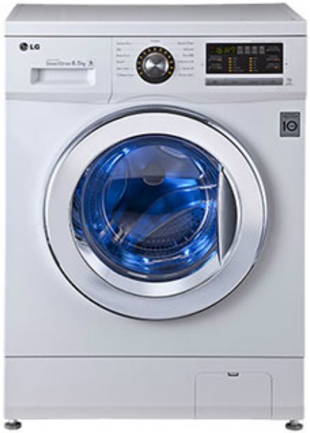 Best price on LG F1296WDL23 Fully Automatic Front Load 6.5 kg Washing Machine in India