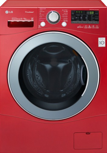 Best price on LG F14A8RDS29 9 Kg Fully-Automatic Washing Machine in India