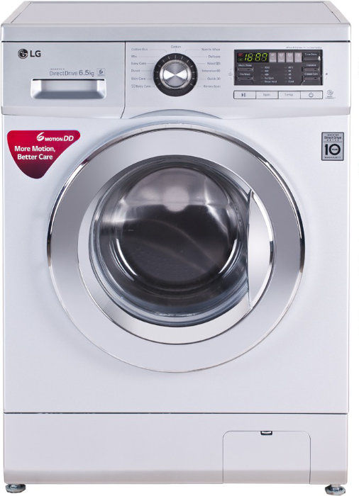 Best price on LG FH096WDL24 6.5 Kg Fully Automatic Washing Machine in India