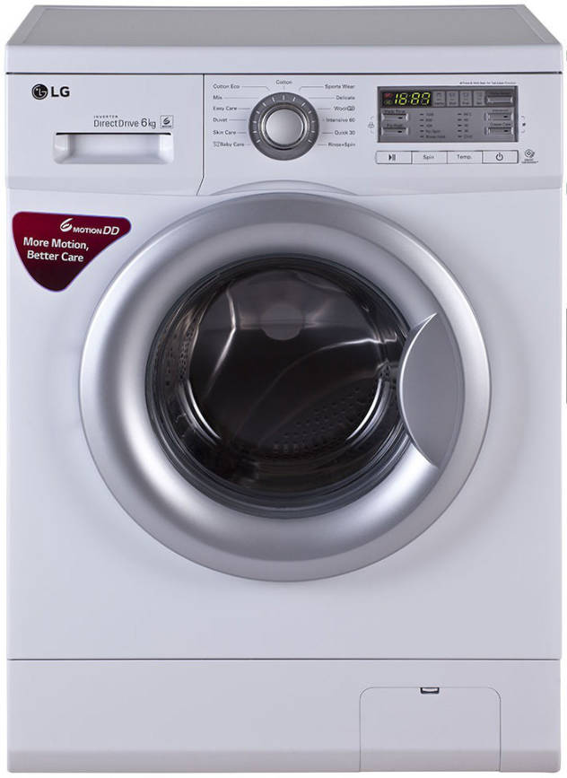 Best price on LG FH0B8NDL21 6 Kg Fully Automatic Washing Machine in India