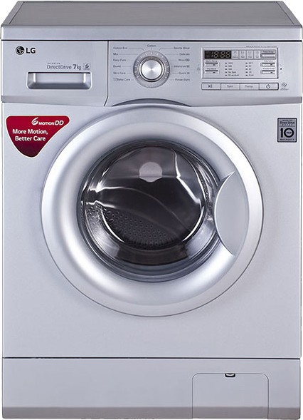 Best price on LG FH0B8QDL25 7 Kg Fully Automatic Washing Machine in India
