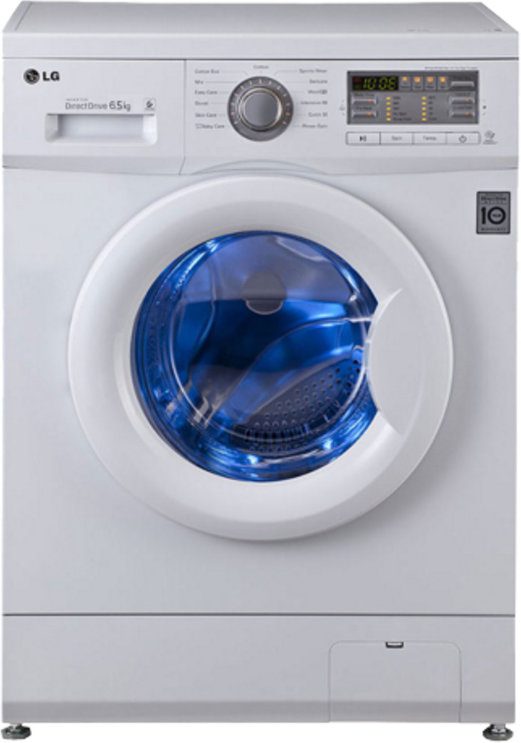Best price on LG FH0B8WDL2 6.5 Kg Fully Automatic Washing Machine in India