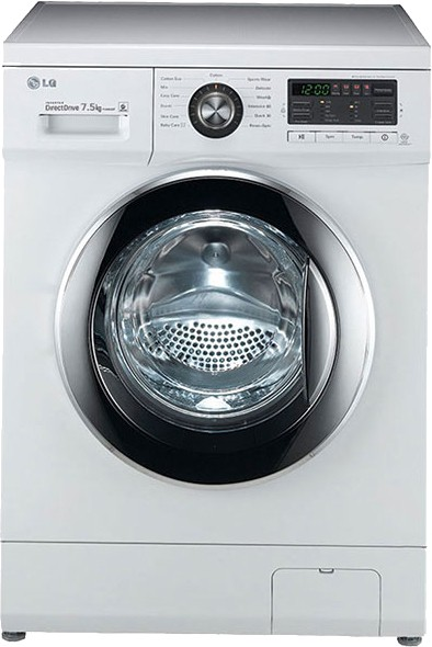 Best price on LG FH296EDL23 7.5Kg Fully Automatic Washing Machine in India