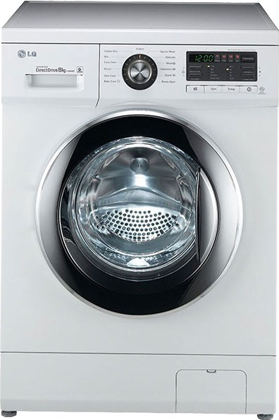 Best price on LG FH496TDL23 8Kg Fully Automatic Washing Machine in India
