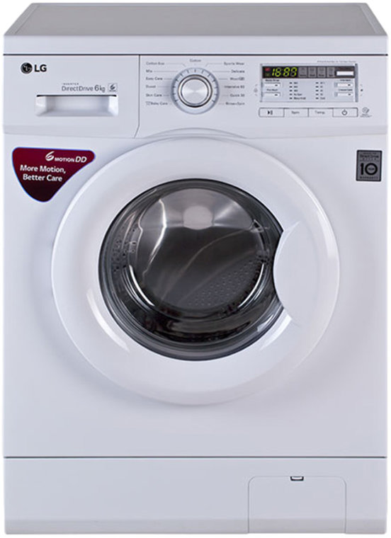 Best price on LG FH8B8NDL22 6 Kg Fully Automatic Washing Machine in India