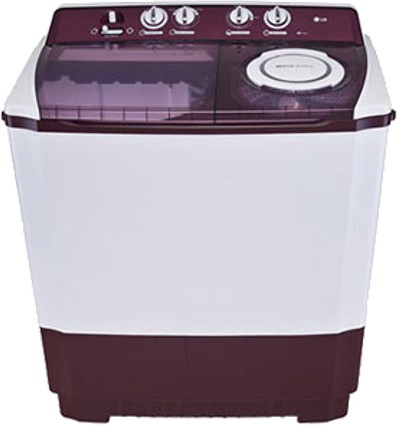 Best price on LG P1515R3SA 9.5 Kg Semi Automatic Washing Machine in India