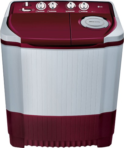 Best price on LG P7255R3FA 6.2 Kg Semi Automatic Washing Machine in India
