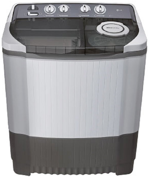 Best price on LG P7857R3F(RG) 6.8 Kg Semi Automatic Washing Machine in India