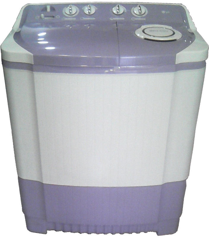 Best price on LG P8071R3FA 7 kg Semi Automatic Washing Machine in India