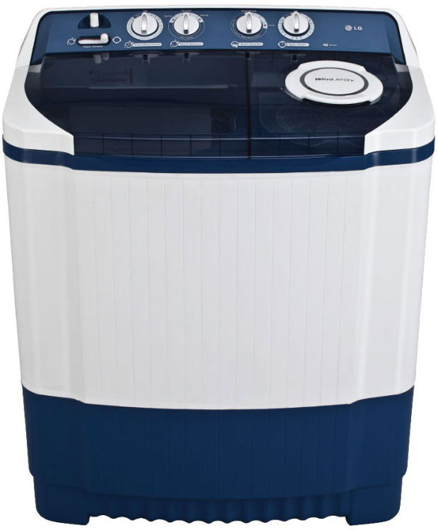 Best price on LG P8072R3FA 7 Kg Semi-Automatic Washing Machine in India