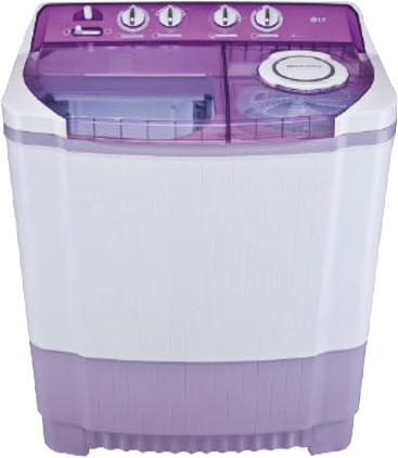 Best price on LG P8237R3SA 7.2 Kg Semi Automatic Washing Machine in India