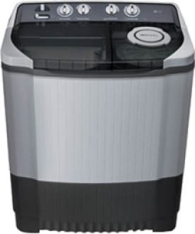 Best price on LG P8537R3F(RG) 7.5 Kg Semi Automatic Washing Machine in India