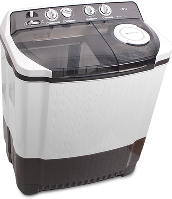 Best price on LG P8539R3SM 7.5Kg Semi Automatic Washing Machine in India