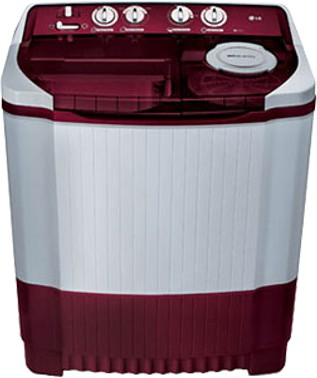 Best price on LG P9032R3SM 8 Kg Semi Automatic Washing Machine in India
