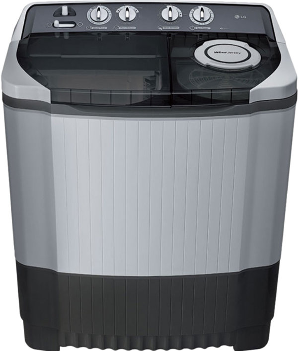 Best price on LG P9562R3SA 8.5 Kg Semi Automatic Washing Machine in India