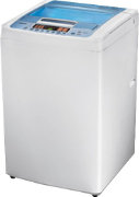 Best price on LG T7508TEDLL 6.5 Kg Fully-Automatic Washing Machine - Front in India
