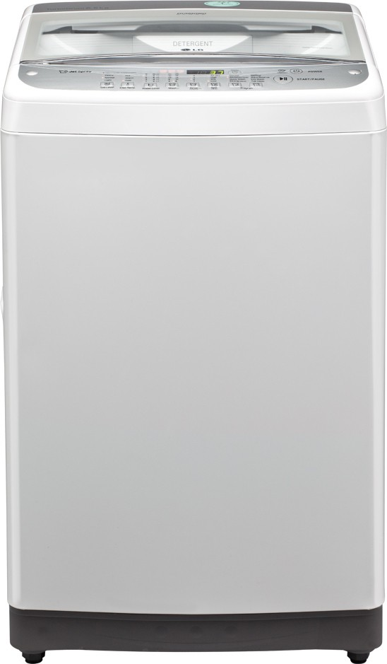 Best price on LG T7568TEEL 6.5 Kg Fully Automatic Washing Machine in India