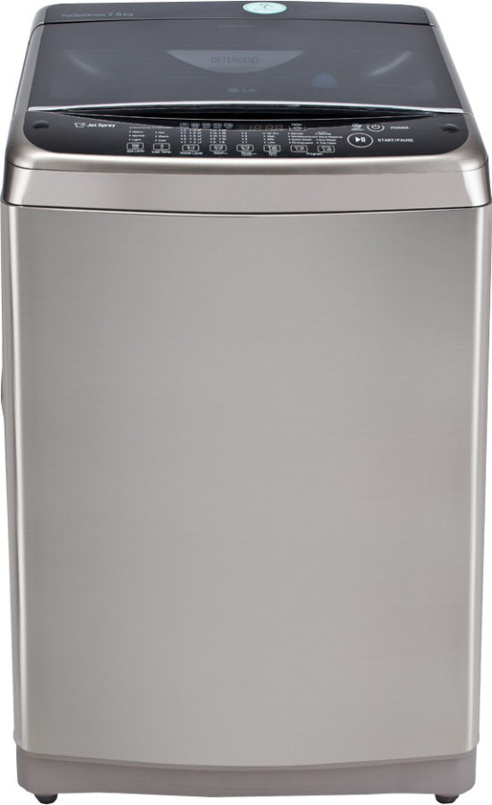 Best price on LG T8568TEEL5 7.5 Kg Fully Automatic Washing Machine in India