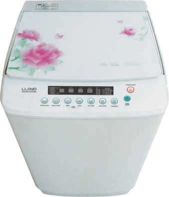 Best price on Lloyd Slick Swirl LWDD80UV 8 Kg Fully Automatic Washing Machine in India