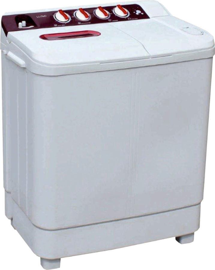 Best price on Lloyd LWMS65L 6.5 Kg Semi Automatic Washing Machine in India