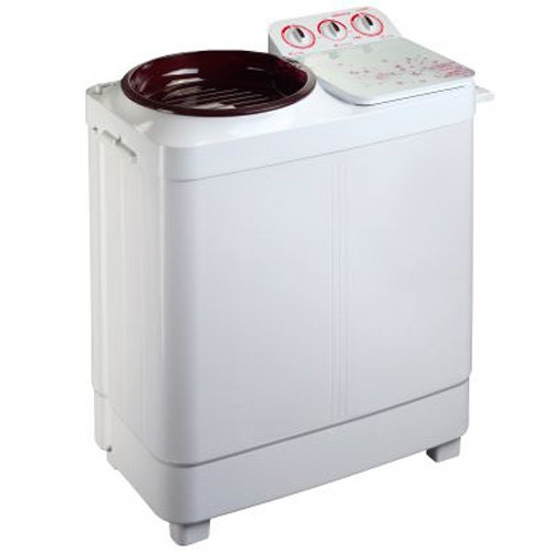 Best price on Lloyd LWMS65LT 6.5 Kg Semi Automatic Washing Machine in India