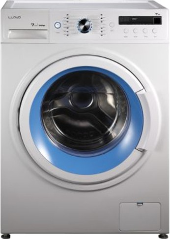 Best price on Lloyd Smartswirl Pro LWMF70 7 Kg Fully Automatic Washing Machine in India