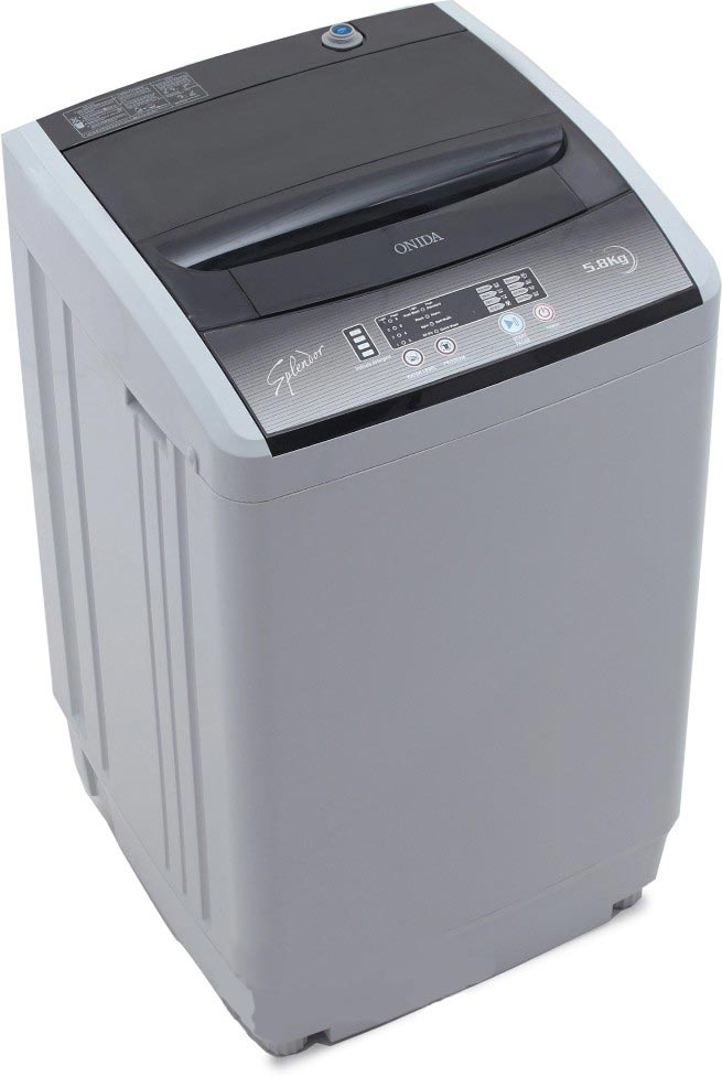 Best price on Onida WO60TSPLN1 5.8 Kg Top Loading Washing Machine in India