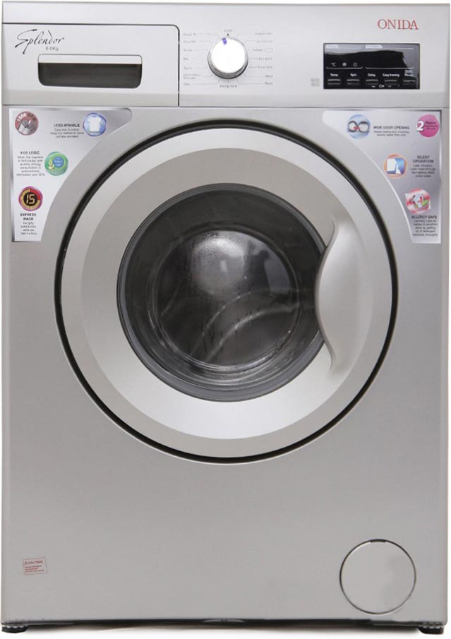 Best price on Onida WOF6510PS 6 Kg Fully Automatic Washing Machine in India