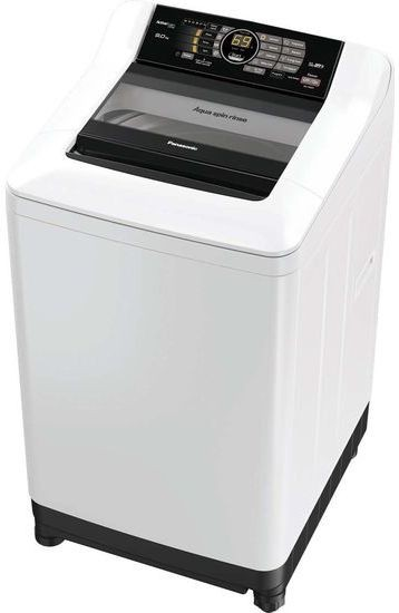 Best price on Panasonic NA-F80A1 W01 8 Kg Fully Automatic Washing Machine in India