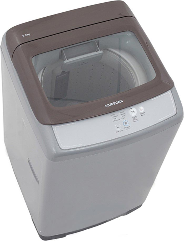 Best price on Samsung WA62H4100HD 6.2 Kg Fully Automatic Washing Machine in India