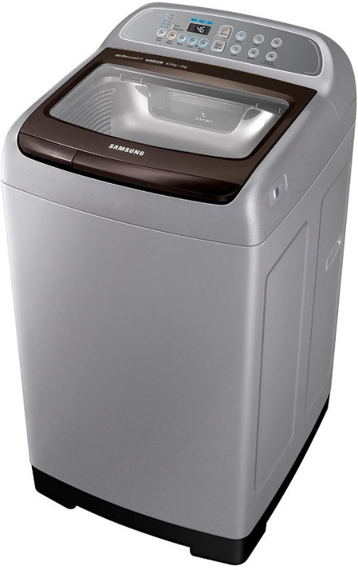 Best price on Samsung WA65H4000HD 6.5Kg Fully Automatic Top Loading washing Machine in India