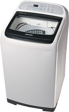 Best price on Samsung WA65H4200HA/TL 6.5 Kg Fully Automatic Washing Machine in India